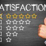 Total Satisfaction - Five Stars